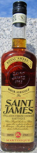 "Saint James ""Royal Ambre"" Eleve Sous Bois"