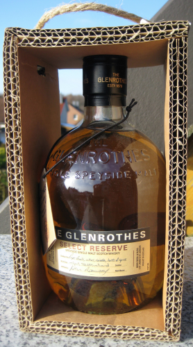 Glenrothes Select Reserve (Alte Ausstattung)
