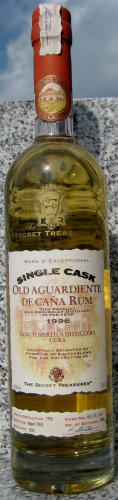Old Aquardiente Rum 1996/03