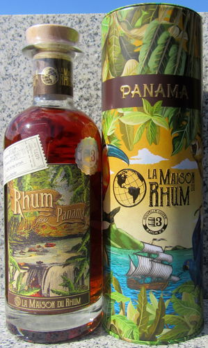 "La Maison Du Rhum - Panama 2009/20 ""Batch No. 3"""