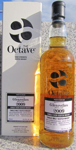 "Glenrothes 2009/20 (Duncan Taylor) ""The Octave"""