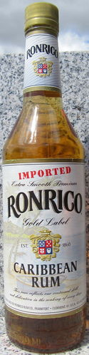 "Ronrico ""Gold Label"""