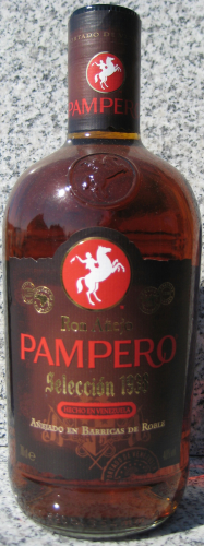 "Pampero ""Selection 1938"" (Alte Ausstattung)"