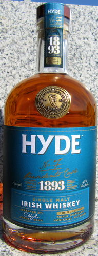 "Hyde No.7 Sherry Matured ""Presidents Cask"""