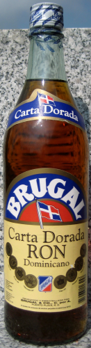 "Brugal ""Carta Dorada Ron"""