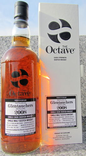 "Glentauchers 2008/20 (Duncan Taylor) ""The Octave for Gemany"""