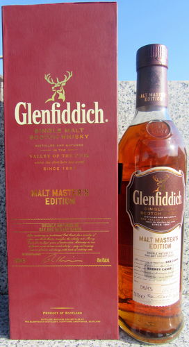 "Glenfiddich ""Malt Master´s Edition 6/13"""