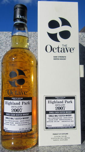 "Highland Park 2007/19 (Duncan Taylor) ""The Octave"""