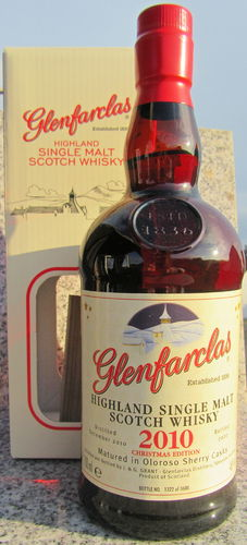 "Glenfarclas 2010/20 ""Christmas Edition 2020"""