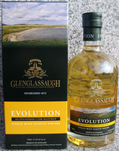 "Glenglassaugh ""Evolution"" (Alte Ausstattung)"