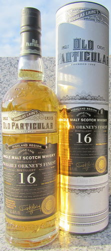 "Probably Orkney's Finest 2003/19 (Douglas Laing) ""Old Particular"""