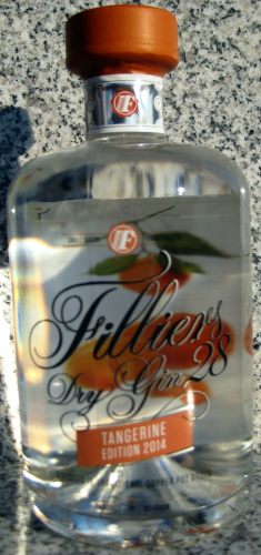 "Filliers Dry Gin 28 - ""Tangerine"""