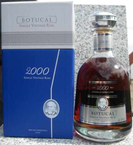 Botucal single vintage