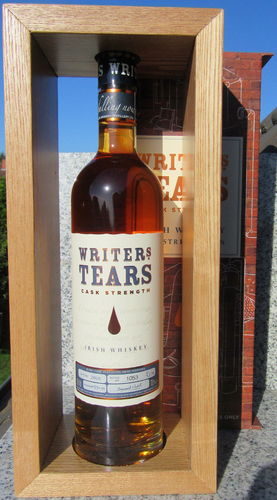 "Writers Tears ""Cask Strength Edition 2018"""