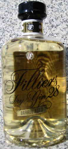"Filliers Dry Gin 28 - ""Barrel Aged"""