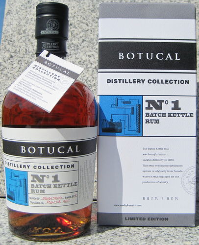 "Botucal ""Distillery Collection No. 1"""